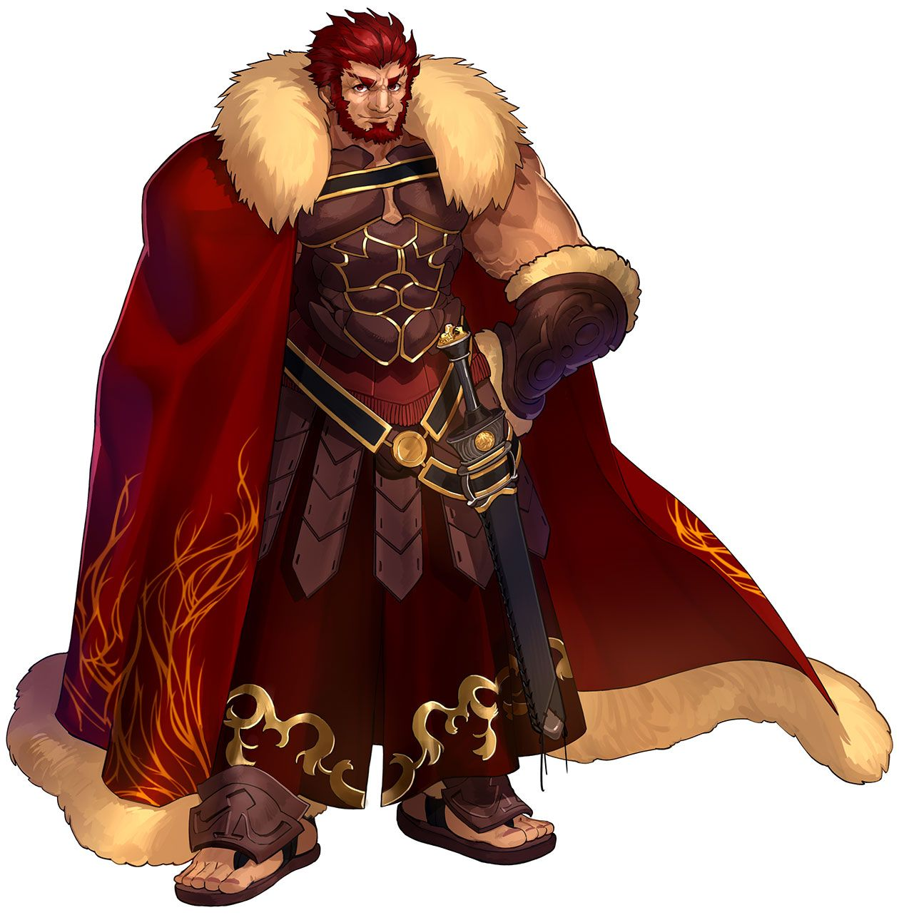 Iskandar from Fate/Extella The Umbral Star Fate, Fate
