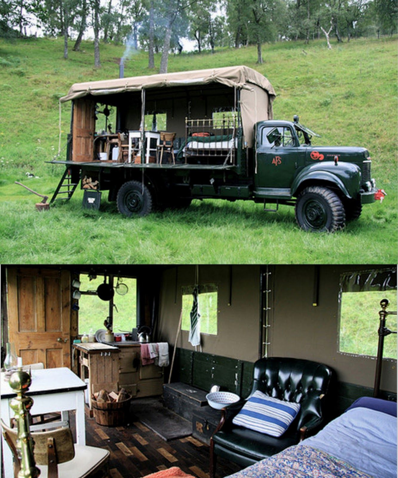 Truly A Camping Dream Via Lost In America On Tumblr