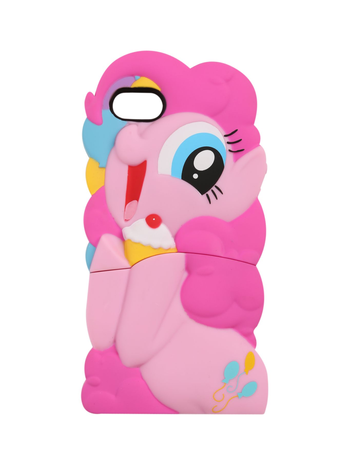 5d1e9017c11 My Little Pony Chara-Covers Pinkie Pie iPhone 4/4S Case | Apps and ...
