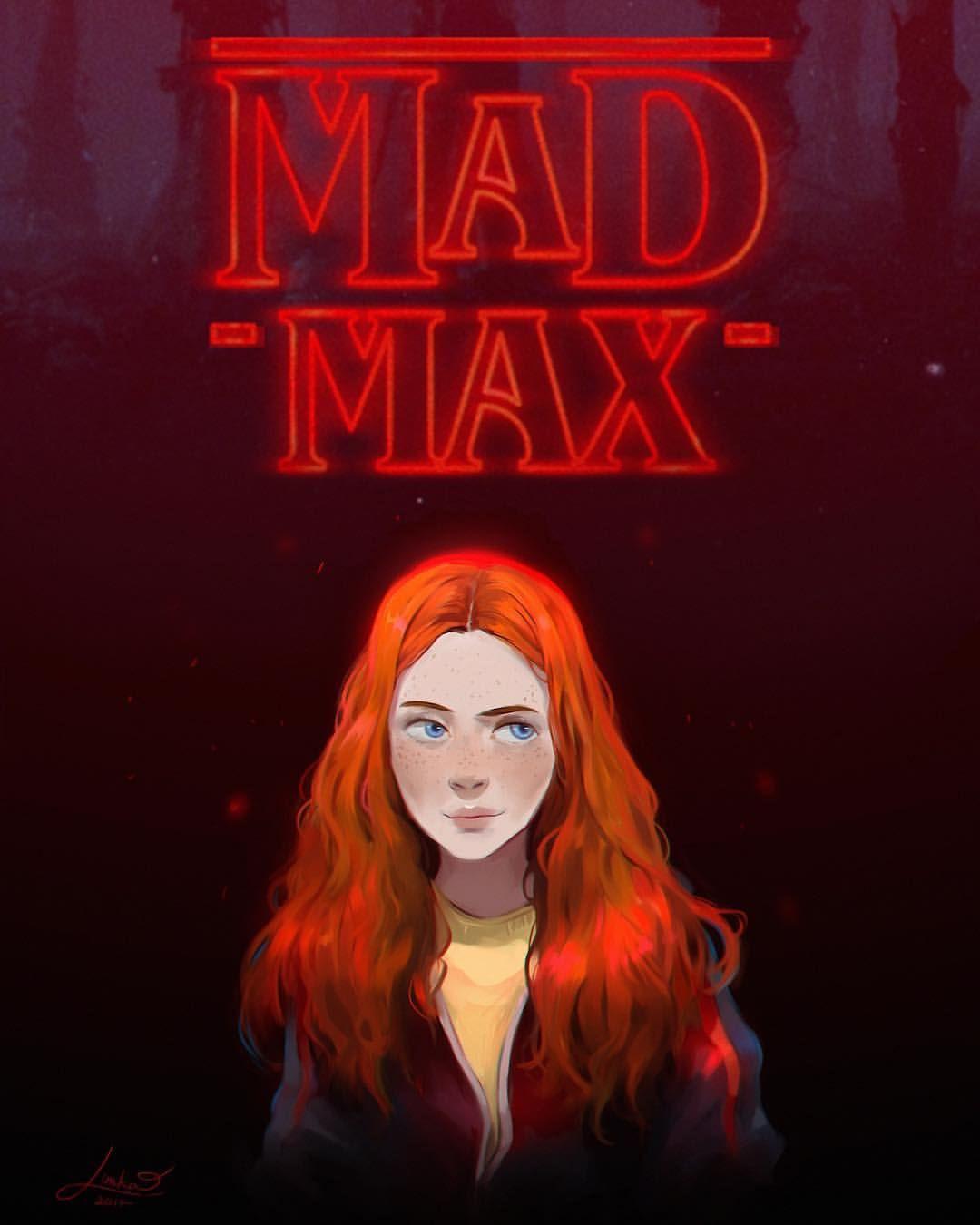Stranger Things Mad Max Stranger Things Max Stranger