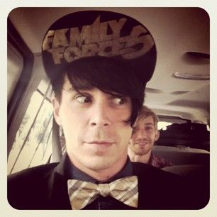Soli in a bowtie :)  It pretty much doesn't get any better than this...