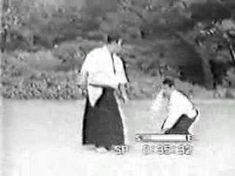 Koichi Tohei - ki aikido 4/5 Fundamental Concept Principle