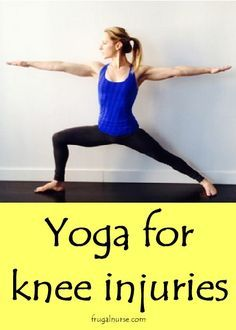 yoga for knee injuries  torn acl or meniscus research