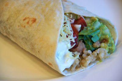 Family Food Finds 7 Layer Burrito Vegan Fast Food Food Vegetarian Menu