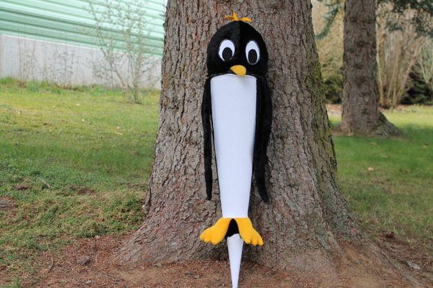 Schultüte Pinguine 70 cm