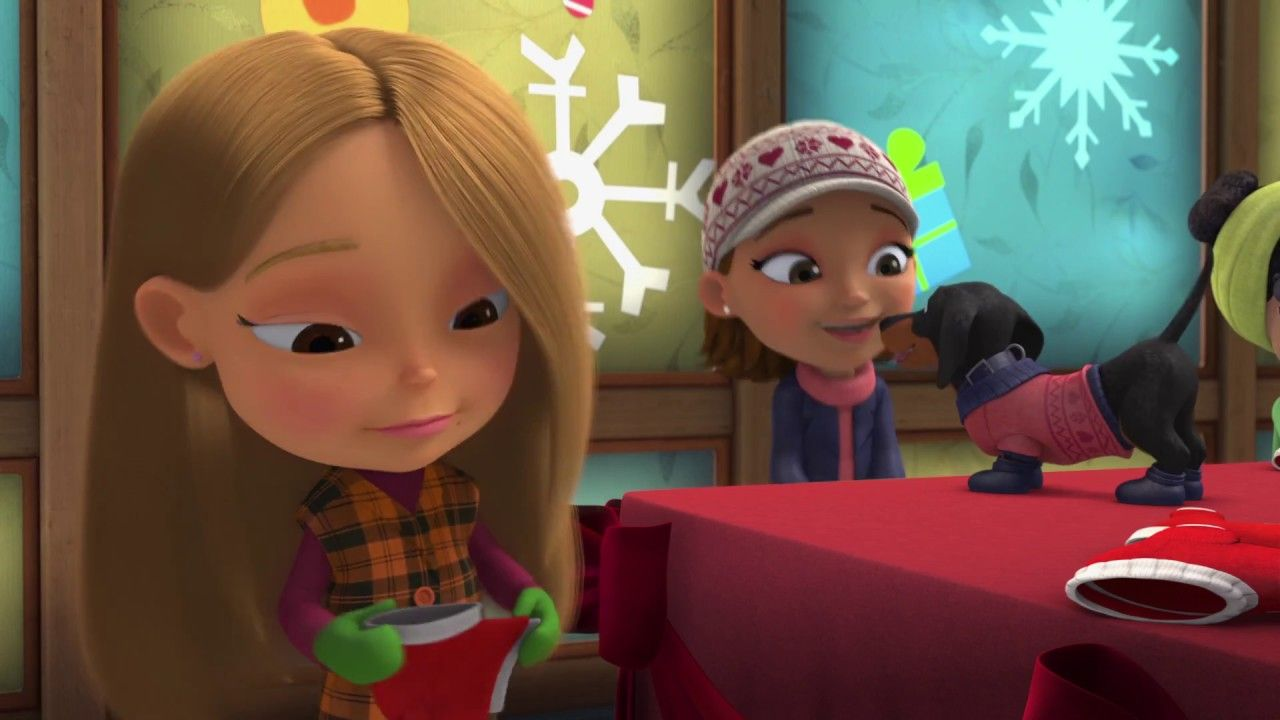 Mariah Carey S All I Want For Christmas Is You 10 Minute Preview Thanksgiving Cartoon Animated Christmas Animation Movie