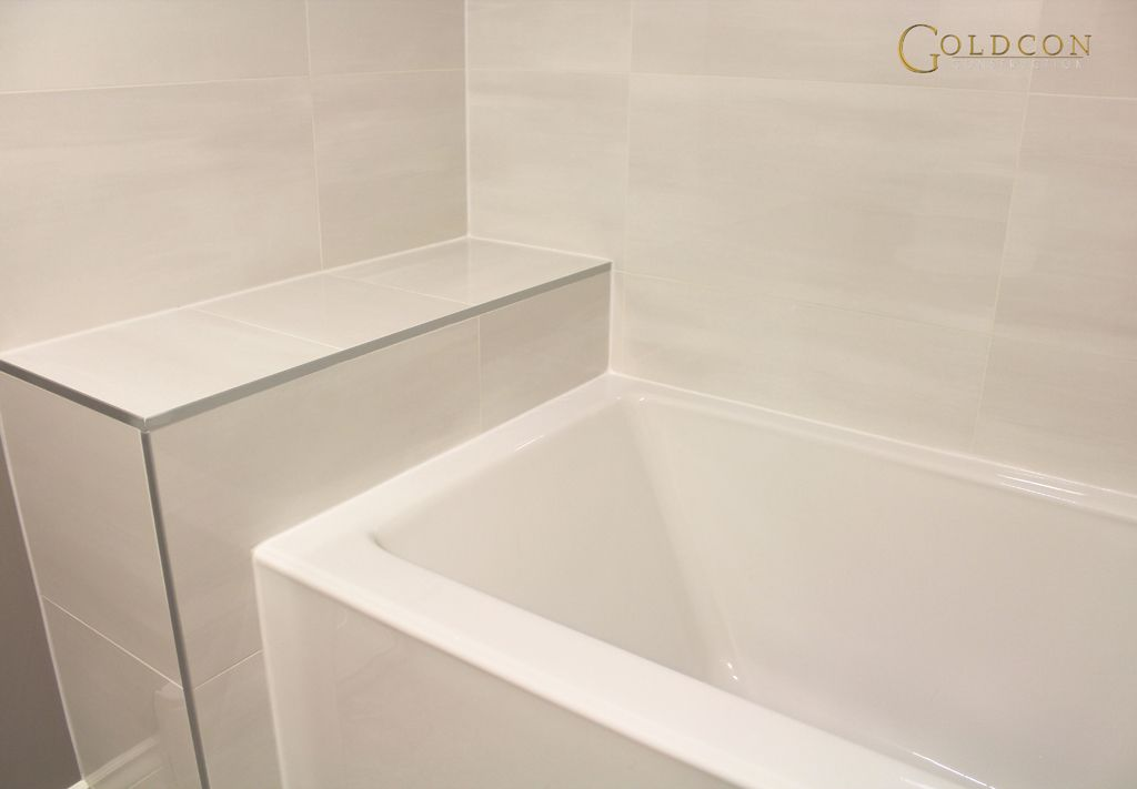 Bathroom renovation - Beautiful ATLAS CONCORDE MARK 12x22 glazed ...