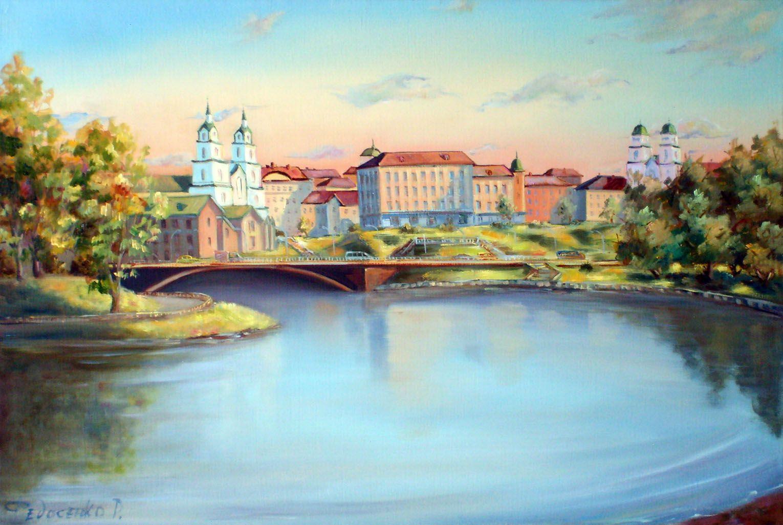 Демотиваторы, открытки с городом минск