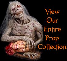 scary halloween props haunted house halloween props