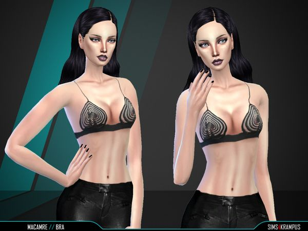 Sims 4 CC's - The Best: Clothing by Sims4Kampus