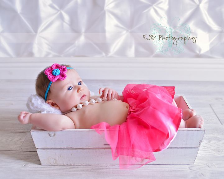 """EJB Photography: Beautiful 3 month old Ms. """"K"""" {Belvidere IL, Chicago IL, milestone, baby girl, child, photo session}"""