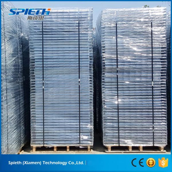 Heavy duty galvanized steel wire mesh decking   Wire Products ...