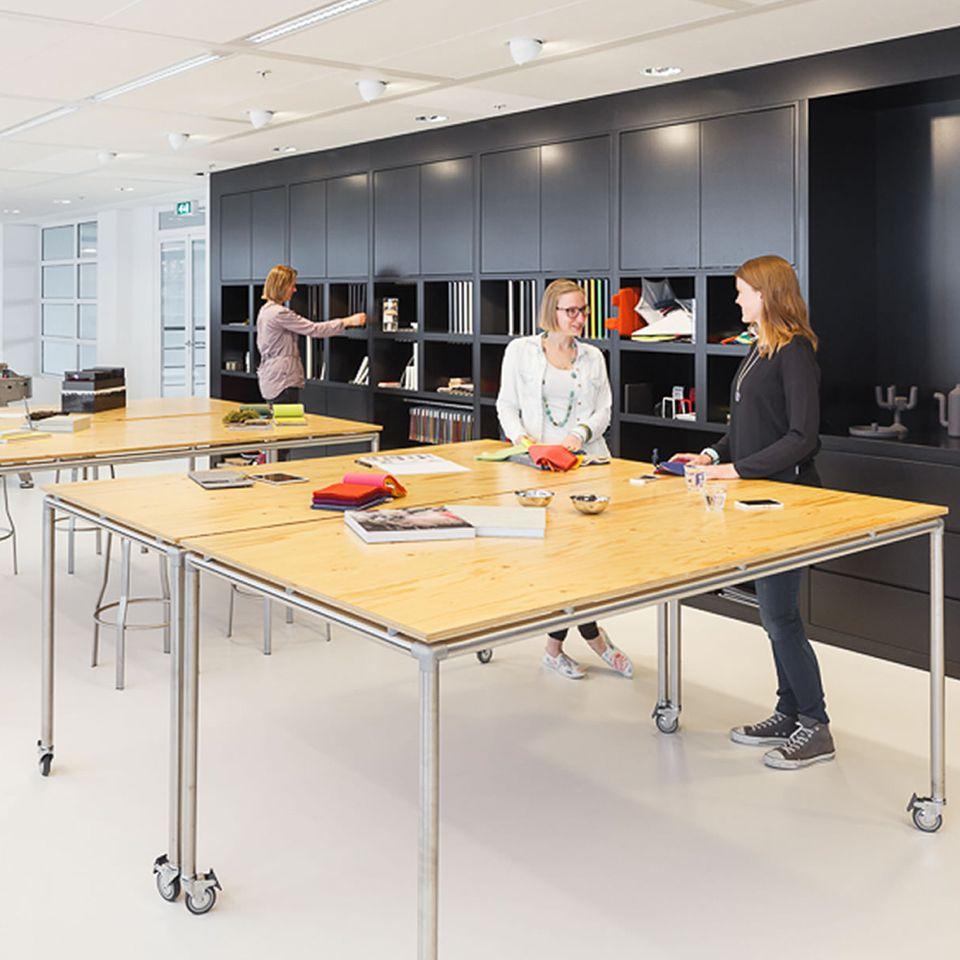 Ahrend Inspiration Centre | Projecten van Ahrend | Studio ...