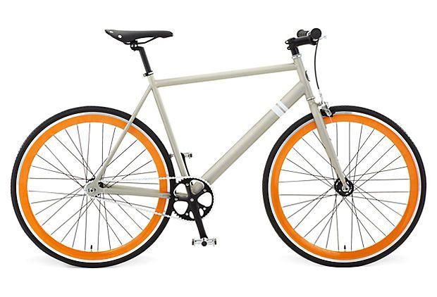 Small Medium El Tigre Bicycle 52cm The Gift Shop One Kings Lane Single Speed Bike Bicycle Speed Bike