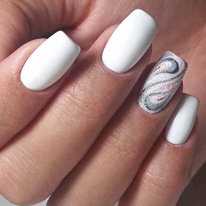 Top Newest Homecoming Nails Designs ☆ See more: http://glaminati.com - 36 Top Newest Homecoming Nails Designs Nails #5 Pinterest