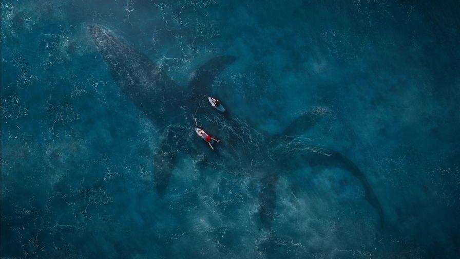 Jurassic World Fallen Kingdom Hd Wallpaper In 2019