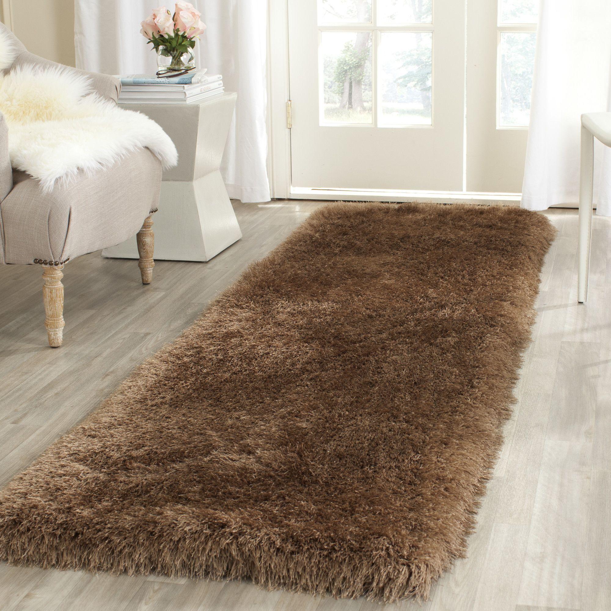 thom filicia shag taupe rug