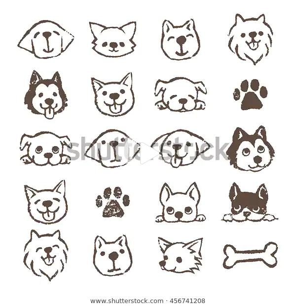 52 Best Rose Tattoos Designs Ideas For Women And Men 2021 チワワ イラスト 犬のタトゥー 犬のスケッチ