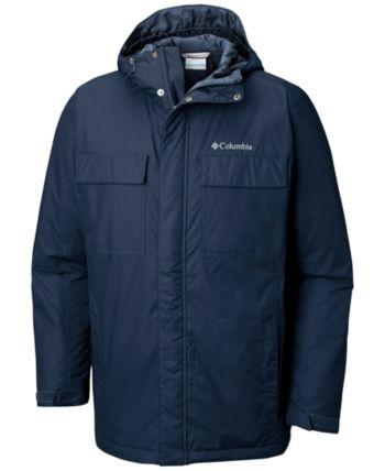 148baee55d74 Columbia Men s Ten Falls Waterproof Insulated Jacket - Black XXL