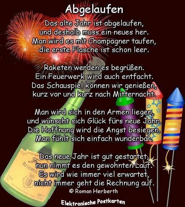 Ich Wünsche Allen Einen Guten Rutsch Ins Neue Jahr