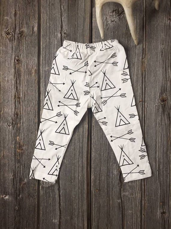 Arrow/Teeppee Baby/Infant Pants