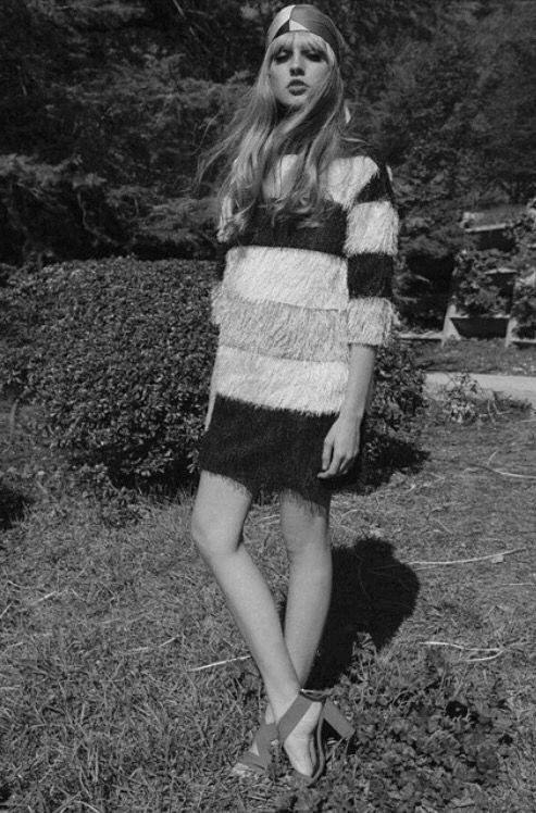 #juanjoolivaElogy #verano2015 #vestidorayas #pañueloestampado voguespain elcorteingles