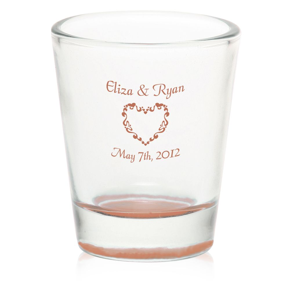 Custom Shot Glasses at Wholesale – Shot Glasses Personalized for Cheap