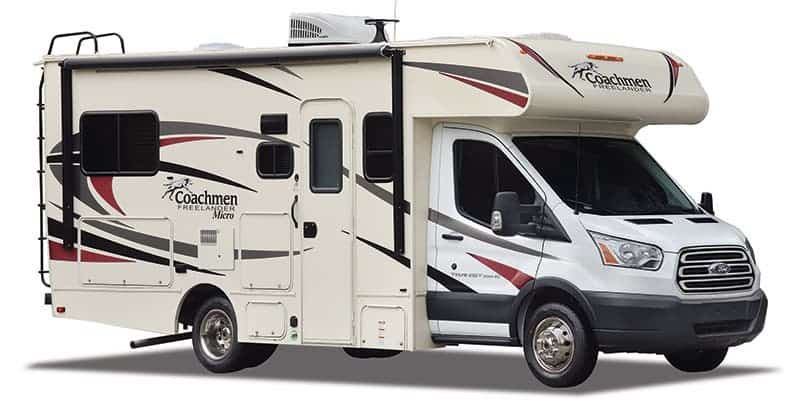 The 9 Best Small Motorhomes That Are Perfect For Rv Parks Small