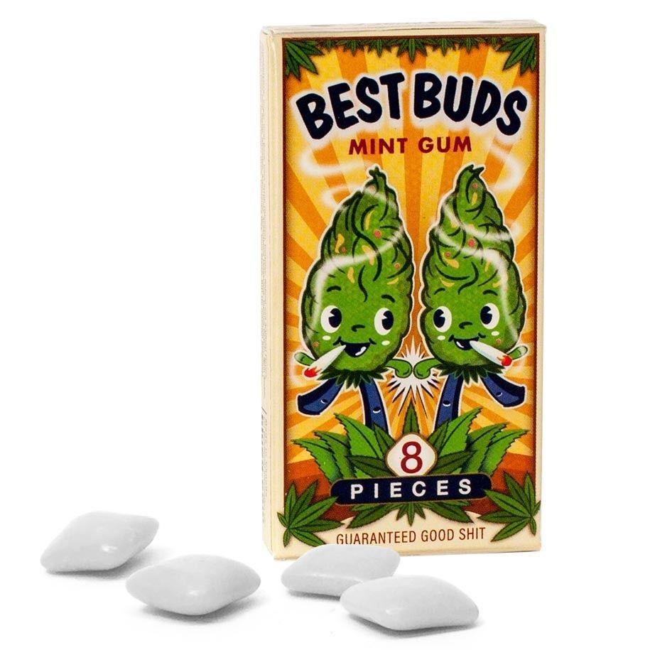 """Best 'Buds"""" Gum"""