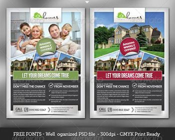 Real Estate Business Flyer Template Real Estate Business Flyer Template