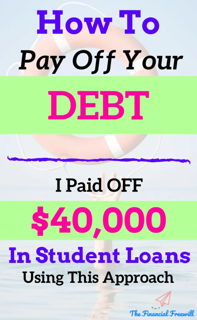 How To Pay Off Debt 7 Steps To Help You Payoff Your Debt