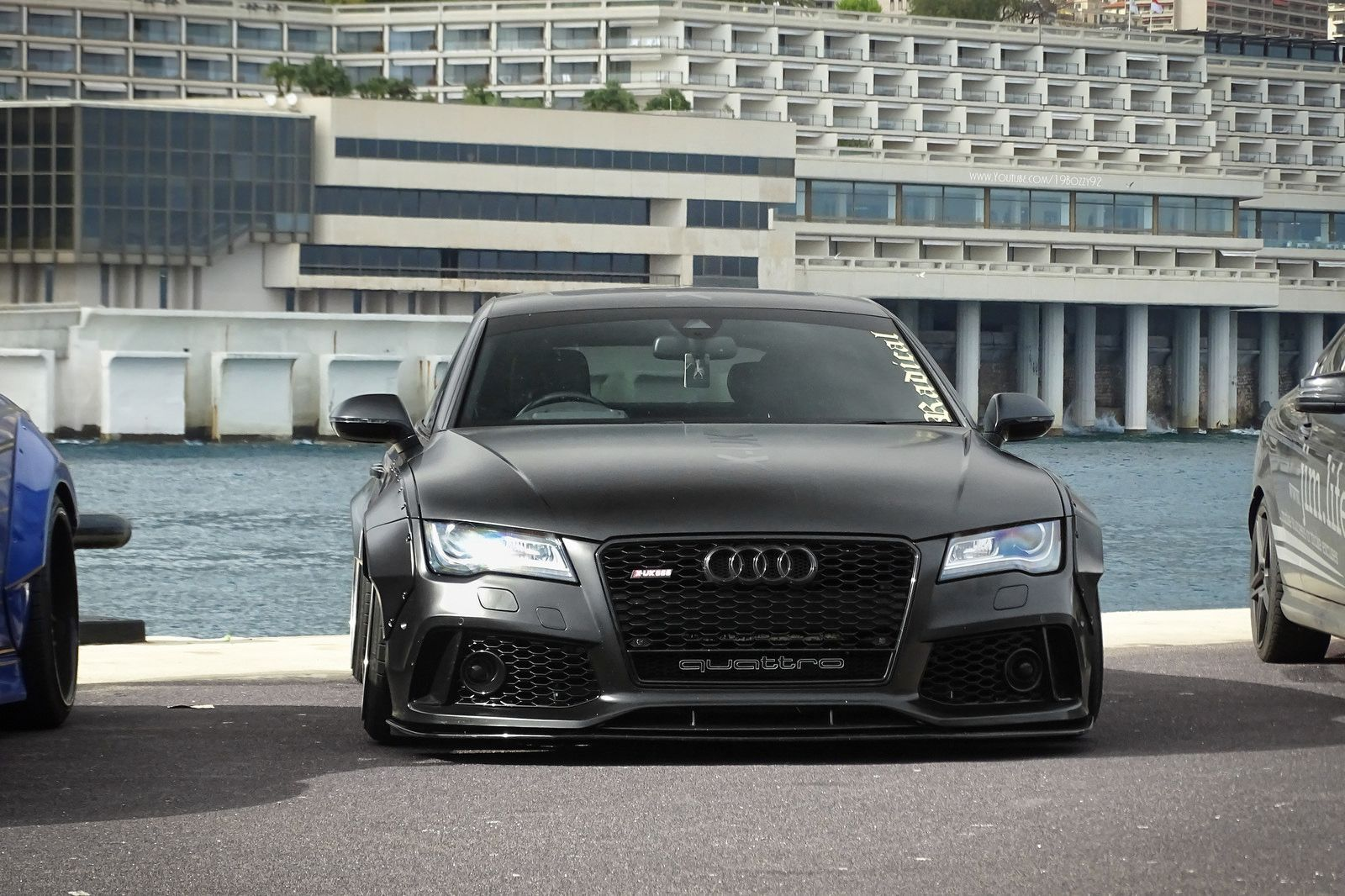 https://flic.kr/p/N92YAY | Widebody A7 | Audi A7 3.0 TDI Widebody kit  Facebook Page    Youtube Channel   Instagram