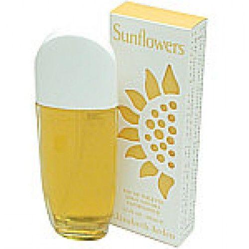 sunflower perfume ~ My first perfume