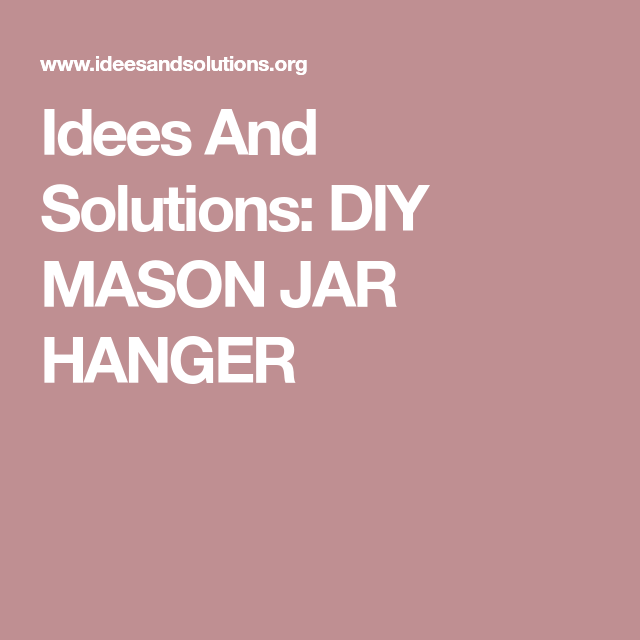 Idees And Solutions