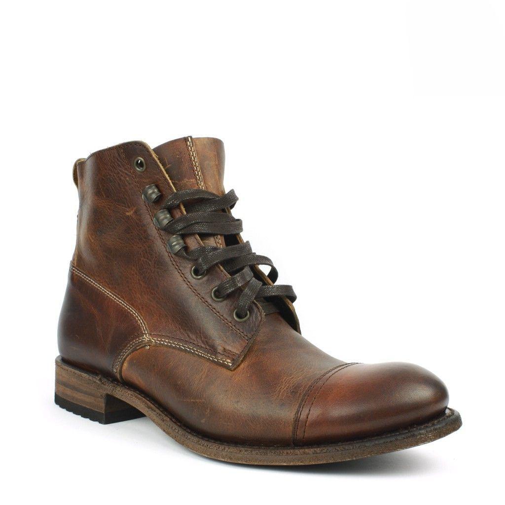 Schnürstiefeltte Sendra Boots 9049 Evolution Tang