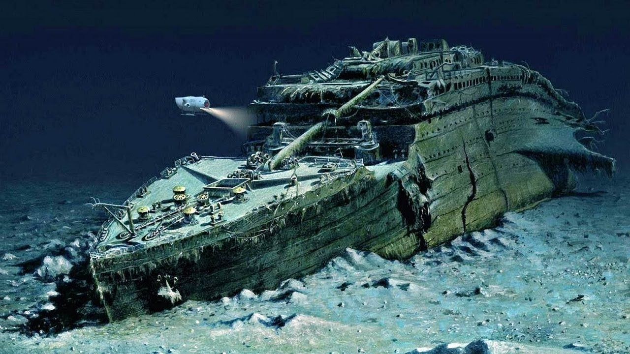 Why can't the Titanic be recovered from the bottom of the ocean - YouTube |  Titanic, Bottom of the ocean, Titanic history