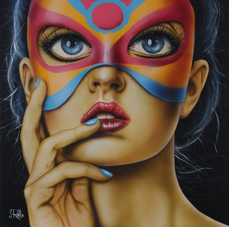Scott Rohlfs, Paintings, Fine Art, Art Blog, Best Art Blogs, Paintings, Fine Art Blogger, Fine art Blogger in India, Portrait painter, Body Painting Blog, colorful painting,