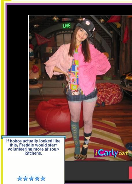 TRIVIALIZING HOMELESSNESS: ICARLY AND HOBO PARTIES