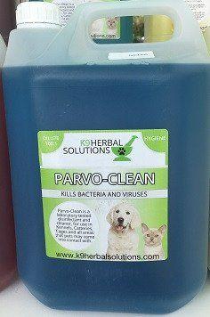 Parvo Clean Pet Safe Disinfectant 5l Dog Boarding Kennels Dog Boarding Ideas Dog Daycare