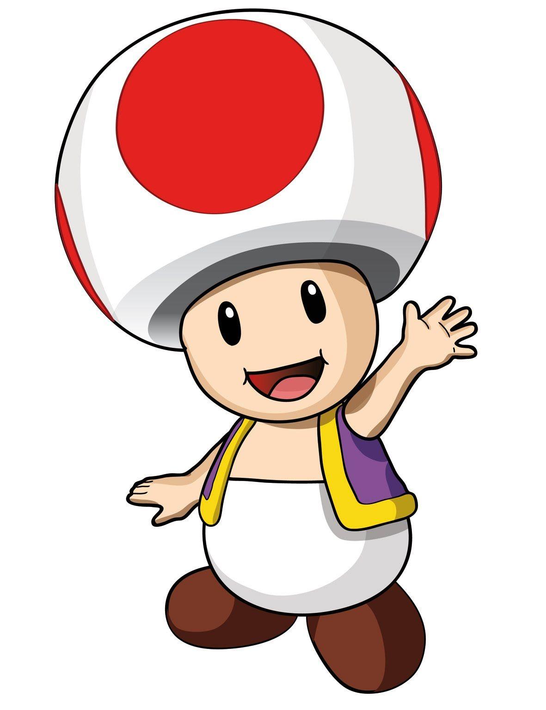 Mario Bros Toad | Hermanos súper mário | Pinterest | Hermanos súper ...