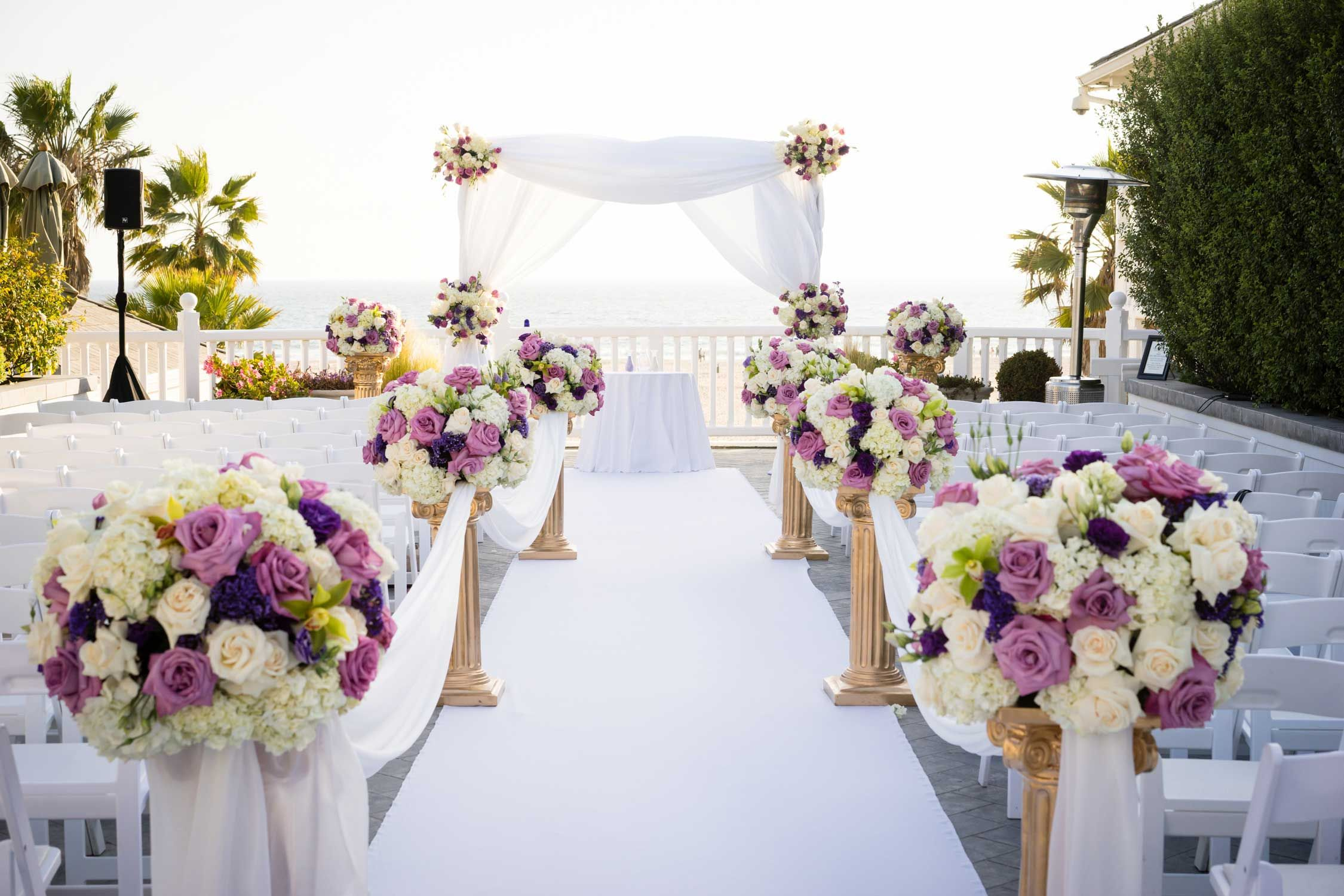 """Say """"I Do"""" on the California Coast at Shutters on the"""