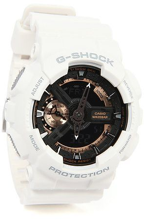 G Shock Watch 110 In White Black Rose Gold Offers On Watches Online Ping Men Brand Ad