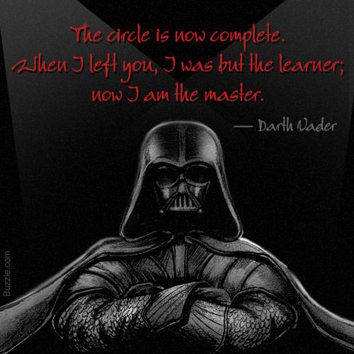 Citaten Uit Star Wars : Famous quotes from the star wars movie franchise star wars