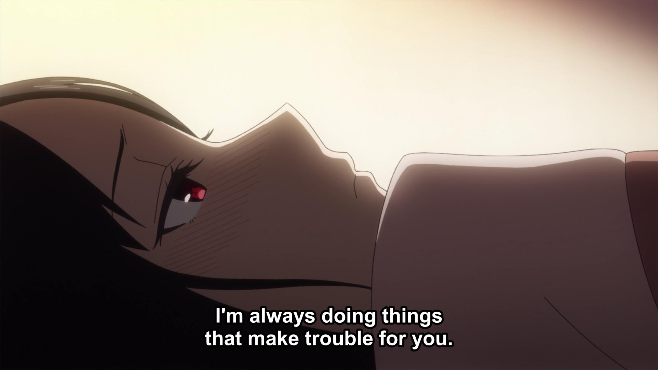 Trouble in 2020 War, Sama, Anime
