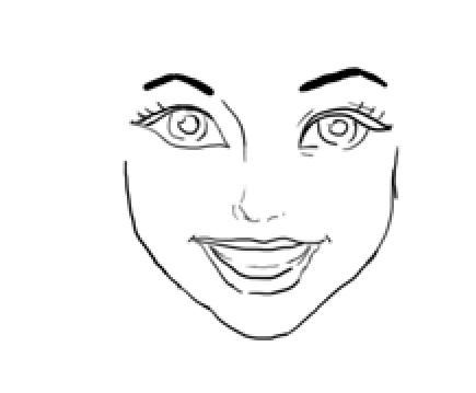 Gallery For > How To Draw Disney Princesses Faces ...