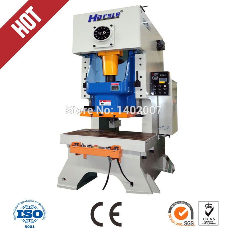 hot sale JH21 40T C frame CNC punching machine for steel | Tools ...