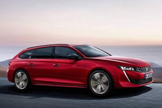 2019 Peugeot 508 Station Wagon Changes Specs Price And Release Date