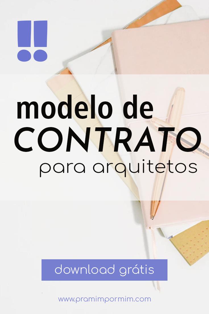 Modelo De Contrato De Arquitetura Modelos De Orcamento Curriculo Arquitetura Detalhes Da Arquitetura