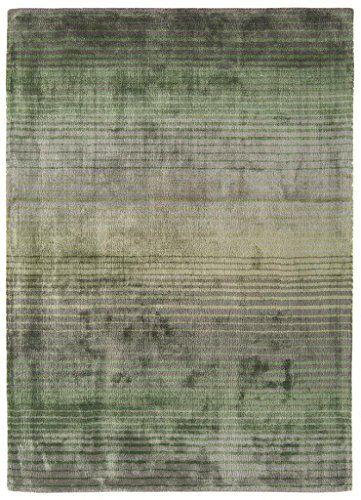 Teppich Wohnzimmer Carpet modernes Design HOLBORN STREIFEN RUG 100