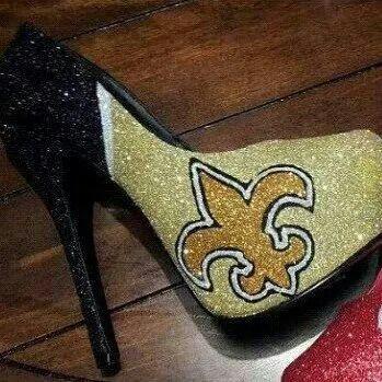 Saints heels